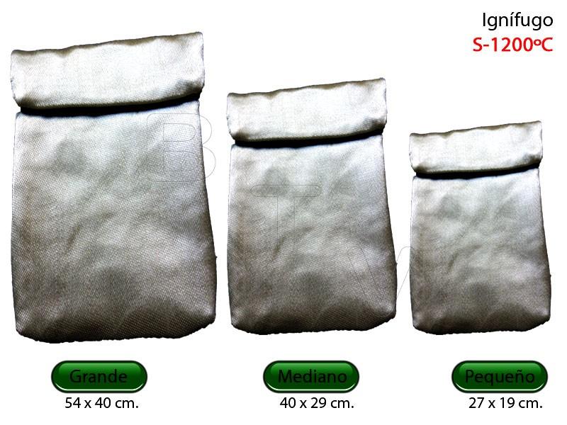 Sobre ignífugo S1200ºC
