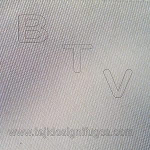 Couverture de fibre de verre revêtit de PUR 690 g/m2