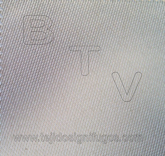 Manta fibra de Vidrio Revestida de PUR 450 g / m2
