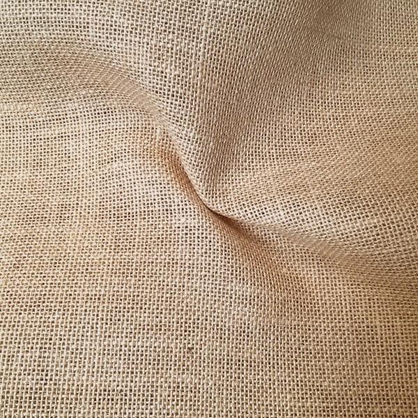 Tissu de jute ignifugé 300g