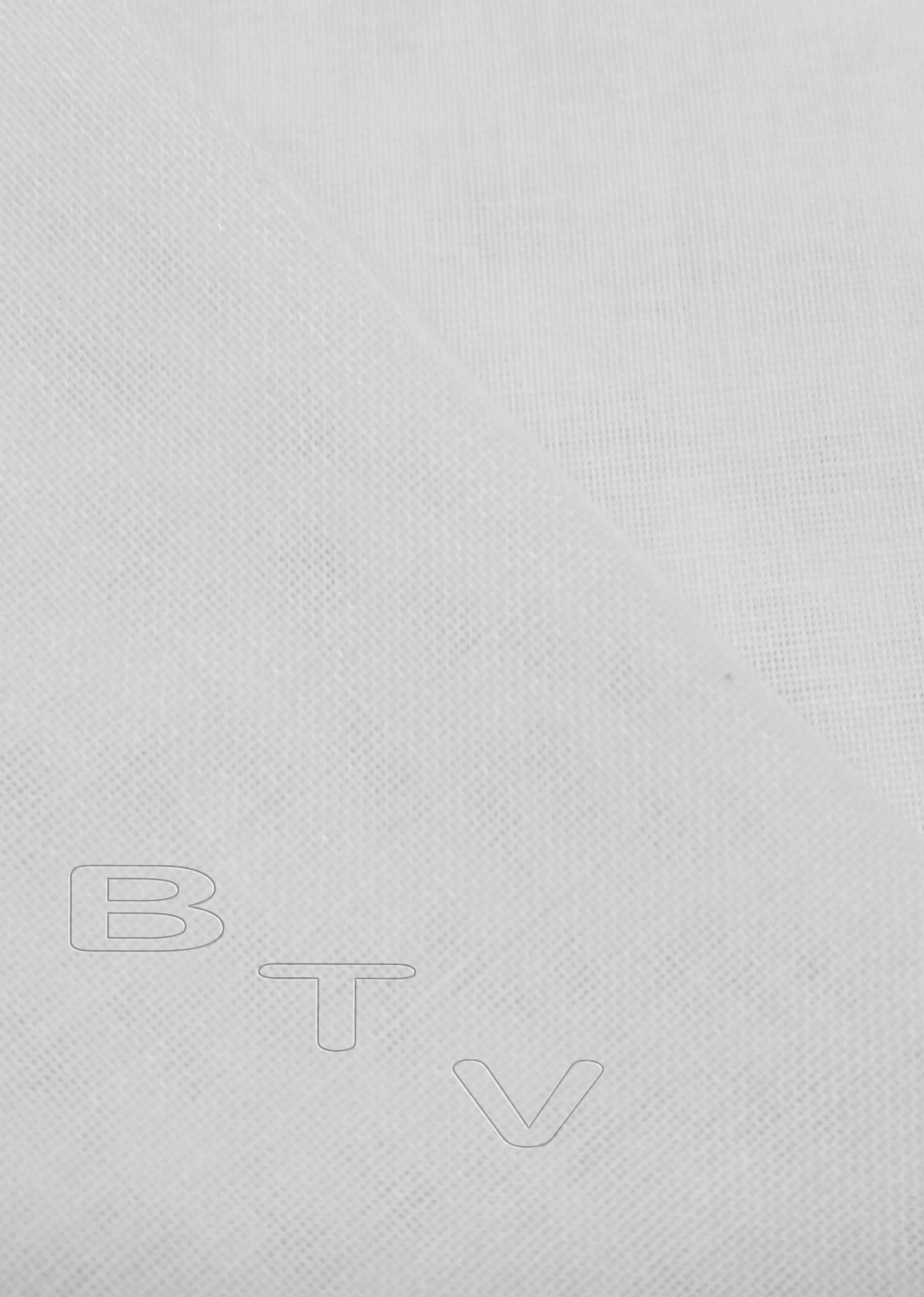 Plain fabrics Navia: Optical White and Natural White