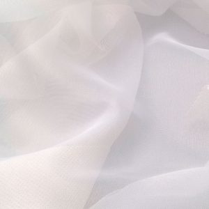 Voile Leza: Natural and Optical White