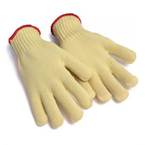 Gloves for protection cuts
