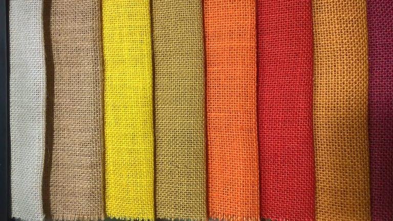 les procédés d'ennoblissement textile