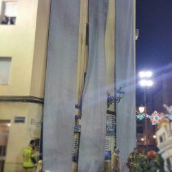 Protección Ignifuga de fachadas Falla Benimaclet