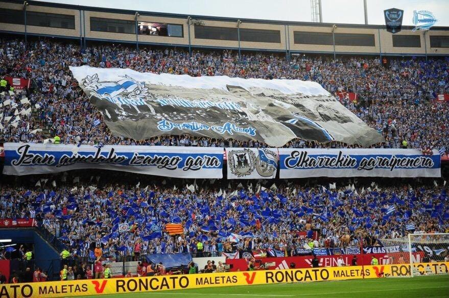 tifos estadios de futbol