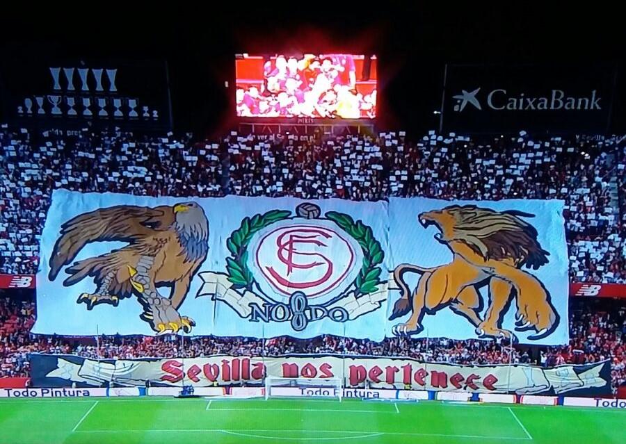 Tifos y Pancartas Ignífugas para Estadios de Futbol