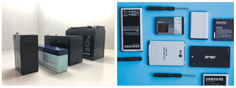 Bolsa ignífuga para baterías
