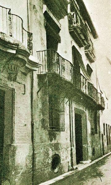 Palacio de Fos