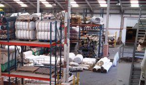 Nuevas instalaciones Textil Batavia
